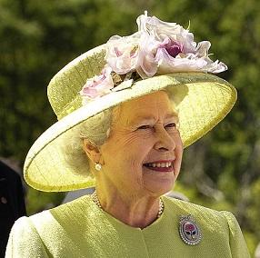Królowa homoseksualistów Elżbieta II (Fot. Wikimedia Commons)