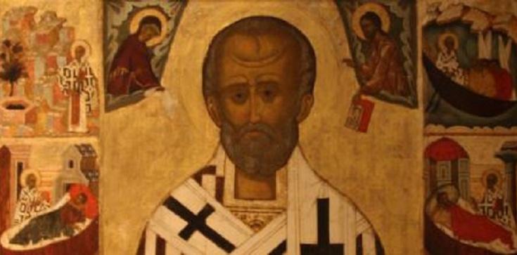 Dzisiaj wspominamy Świętego Mikołaja, biskupa - zdjęcie