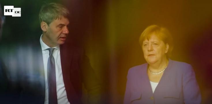 Merkel wstrząśnięta nagłą śmiercią ambasadora Niemiec w Chinach - zdjęcie