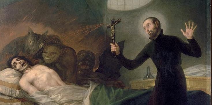 Święty Franciszek Borgiasz, prezbiter. Obrońca przed trzęsieniami ziemi - zdjęcie