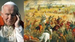 Św. Jan Paweł II: Gdy bolszewicy szli na Warszawę, wtedy się urodziłem - miniaturka