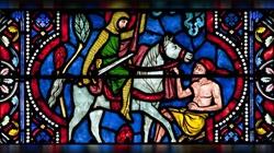 Francja. Kolejny pożar kościoła. Podpalono opactwo założone przez św. Marcina z Tours - miniaturka