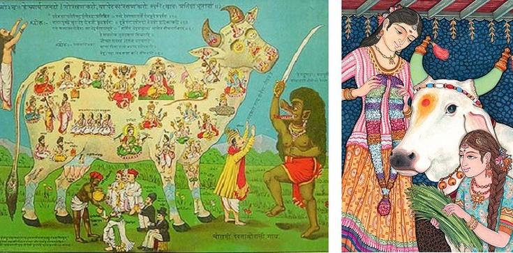 Uwaga! W Indiach nie noś skórzanej torby, bo pomyślą że to z krowy. - zdjęcie