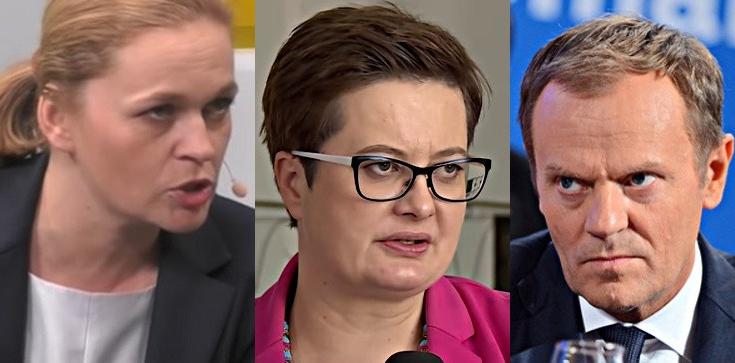 Lubnauer i Nowacka zaniepokojone powrotem Tuska. ,,Czują, że są do odstrzału'' - zdjęcie