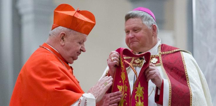Stuła św. Jana Pawła II w nowej katedrze w USA - zdjęcie