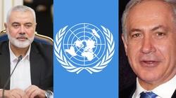 Izrael i Hamas ,,na dywaniku'' w ONZ. ,,Obie strony są odpowiedzialne za zbrodnie wojenne'' - miniaturka