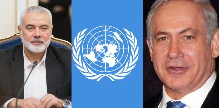 Izrael i Hamas ,,na dywaniku'' w ONZ. ,,Obie strony są odpowiedzialne za zbrodnie wojenne'' - zdjęcie