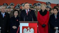 Piękne przemówienie prezydenta! 'Jesteśmy Polakami, bośmy wyrośli z tej ziemi, z tej tradycji' - miniaturka