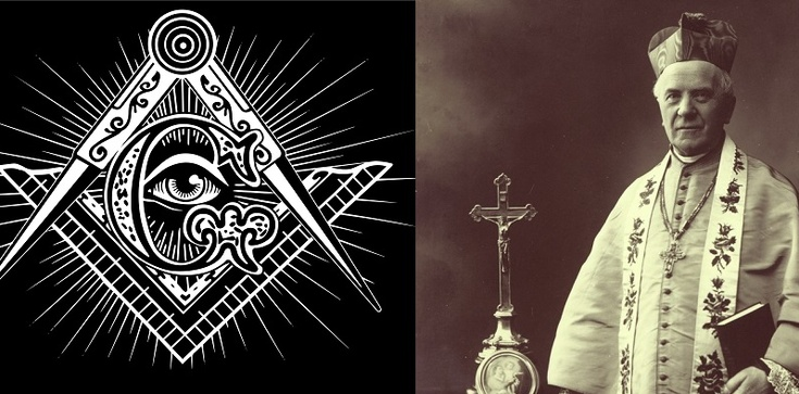 Masoneria według świętego biskupa Józefa Pelczara - zdjęcie