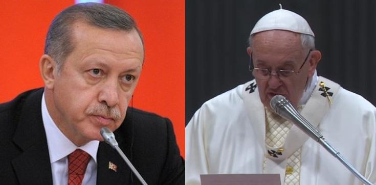 W co gra Recep Tayyip Erdoğan? Rozmowa z papieżem Franciszkiem o Izraelu - zdjęcie