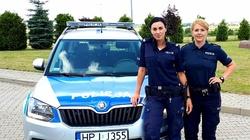 Policjantki uratowały nastolatkę - miniaturka