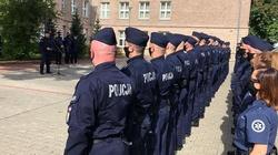 Kolejna grupa polskich policjantów pomoże na Litwie przy ochronie granic z Białorusią - miniaturka