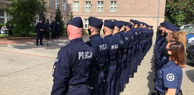 Kolejna grupa polskich policjantów pomoże na Litwie przy ochronie granic z Białorusią - zdjęcie