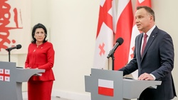 Czy zrealizuje się marzenie śp. Lecha Kaczyńskiego- Gruzja w NATO i UE? - miniaturka