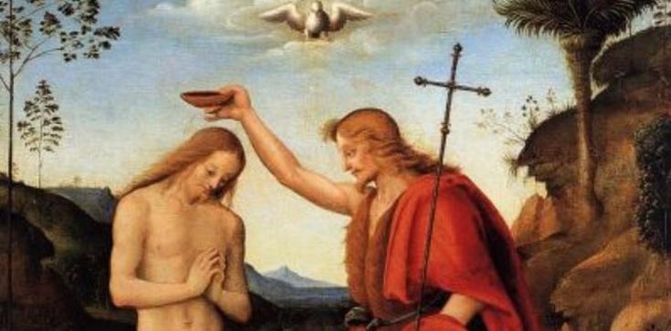 Chrzest Jezusa według bł. Katarzyny Emmerich - zdjęcie