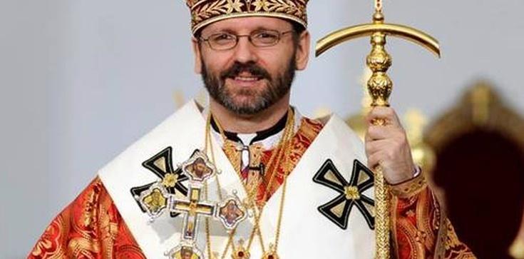 Arcybiskup z Ukrainy na Jasnej Górze: Pamiętajcie o nas! - zdjęcie
