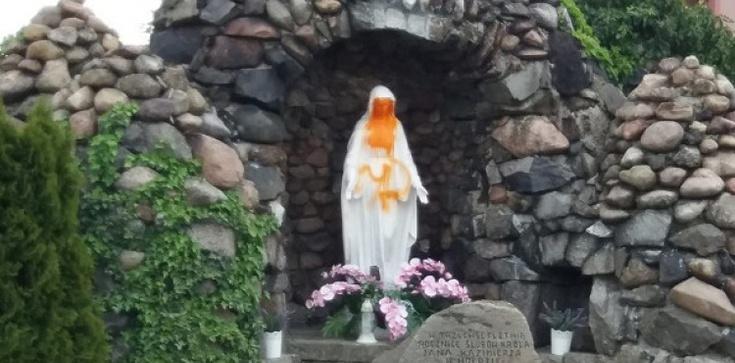 Znieważono figurkę Matki Boskiej na Dolnym Śląsku - zdjęcie