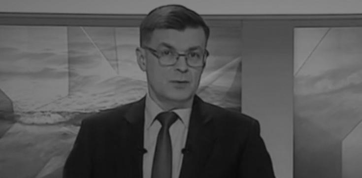 Umorzono sprawę śmierci dziennikarza TVP. Sprawca wypadku był pijany i pod wpływem amfetaminy  - zdjęcie