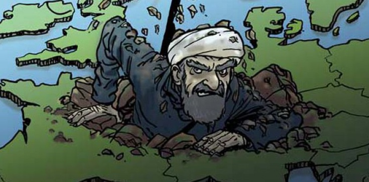 Brawo! W końcu ktoś w Europie sprzeciwia się islamowi - zdjęcie