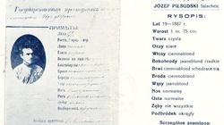 List gończy za... Józefem Piłsudskim - miniaturka