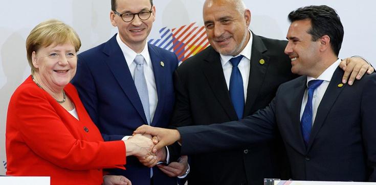 Polska wzorem dla Europy Południowej. Premier Morawiecki na Szczycie Bałkanów Zachodnich - zdjęcie