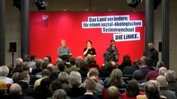 Lewica w Niemczech: Najpierw rewolucja, potem rozstrzelamy bogatych - miniaturka