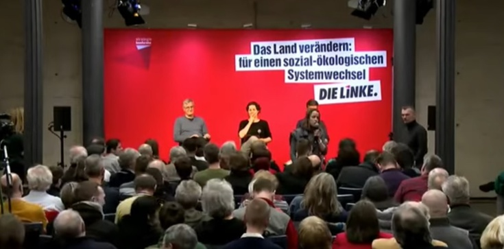 Lewica w Niemczech: Najpierw rewolucja, potem rozstrzelamy bogatych - zdjęcie