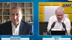 Mazurek z RMF FM do ambasadora Ukrainy: dlaczego nazywacie stadiony i ulice imionami zbrodniarzy? - miniaturka
