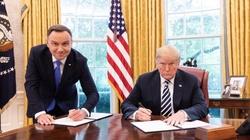 Prezydent Duda o zdjęciu z Białego Domu: 'Szyderstwa i napad lewackich mediów' - miniaturka