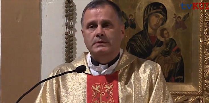 Rektor KUL: Tylko Chrystus daje prawdziwą nadzieję - zdjęcie