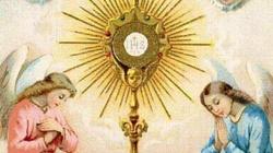 Jak powinna wyglądać adoracja Najświętszego Sakramentu? - miniaturka