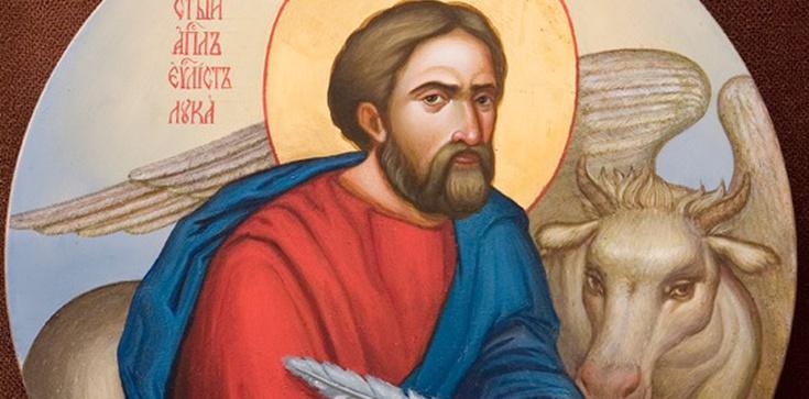 Kim był św. Łukasz, patron służby zdrowia? - zdjęcie