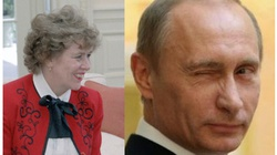 Była doradczyni Ronalda Reagana poprosiła Putina o obywatelstwo rosyjskie - miniaturka