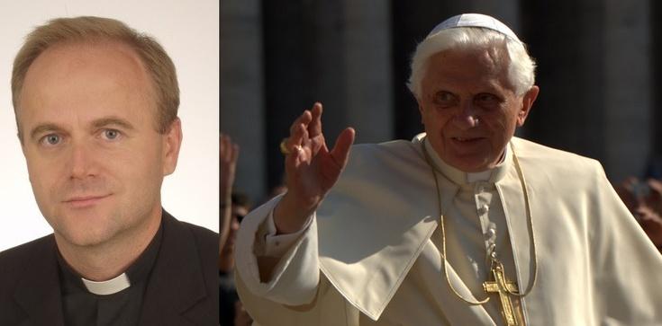 Ks. prof. Andrzej Kobyliński: O abdykacji Benedykta XVI - zdjęcie