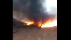 W Syrii zestrzelono rosyjski samolot. Pilota zabito - miniaturka