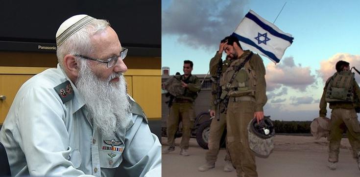 Rabin kapelan: Tora pozwala izraelskim żołnierzom na gwałt - zdjęcie