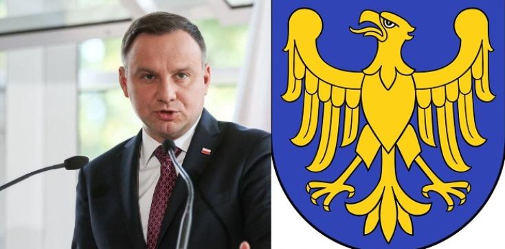 Andrzej Duda: Śląsk nierozerwalnie złączony z polskością - zdjęcie