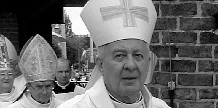 Abp Juliusz Paetz nie zostanie pochowany w katedrze - zdjęcie