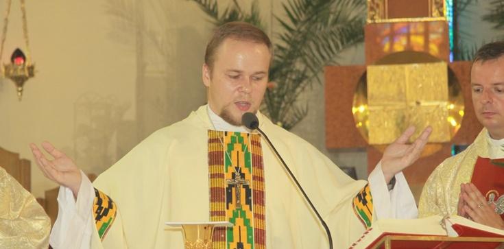 Polski misjonarz utonął ratując życie przyjaciela - zdjęcie