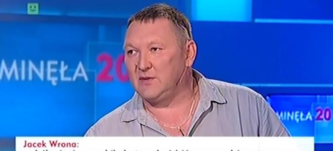 Były oficer CBŚ Jacek Wrona dla Frondy: Państwo przestaje istnieć tylko teoretycznie!