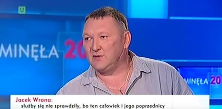 Były oficer CBŚ Jacek Wrona dla Frondy: Dziś kończy się epoka Pruszkowa! - zdjęcie