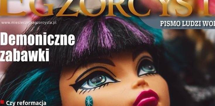 Egzorcysta ostrzega przed demonicznym wpływem popkultury - zdjęcie