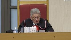 Piotrowicz w uzasadnieniu wyroku TK: przepis wprowadza nieznaną instytucję pełniącego obowiązki RPO - miniaturka