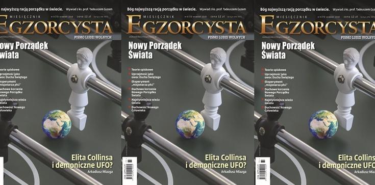 Nowy, mocny ,,Ezgorcysta''! ,,Nowy porządek świata'' - zdjęcie