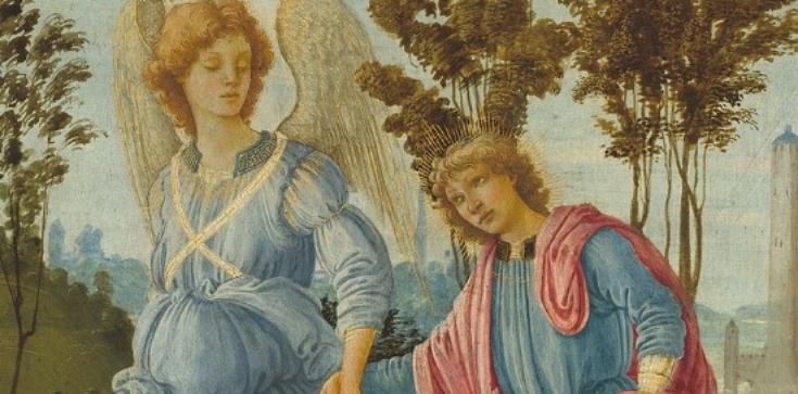Kiedy aniołowie ,,udają'' ludzi  - zdjęcie
