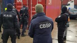 Cela plus! Uderzenie w przestępczość podatkową w Wólce Kosowskiej - miniaturka