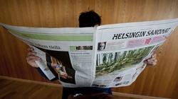 Fińscy dziennikarze o cenzurze: Nie chcemy już kłamać! - miniaturka