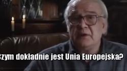 Z internetu. Władimir Bukowski: Czym jest UE? - miniaturka