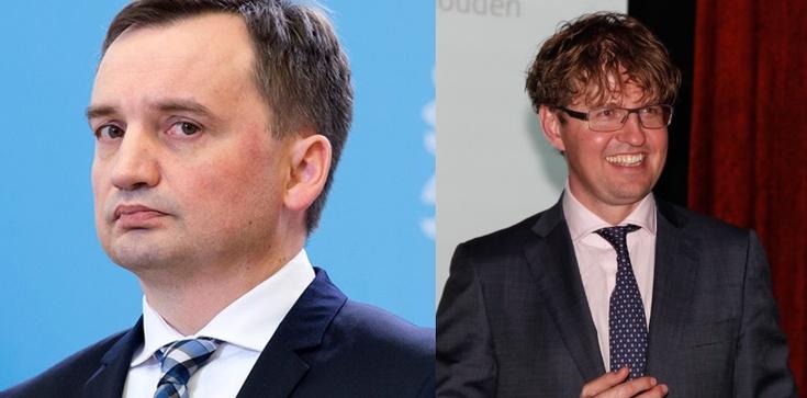 Holenderski polityk grozi Polsce. Jest reakcja Ministerstwa Sprawiedliwości - zdjęcie