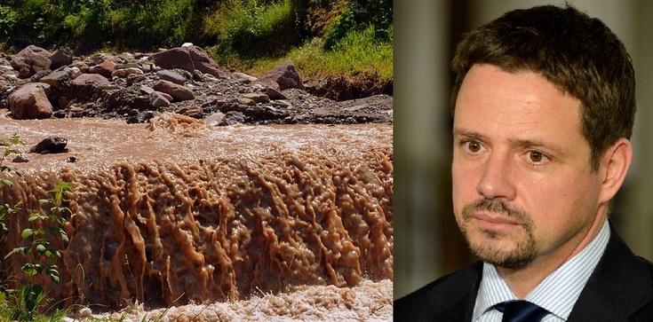 Kuźmiuk: Dobrze, że PO zbudowała oczyszczalnię, a nie elektrownię atomową - zdjęcie